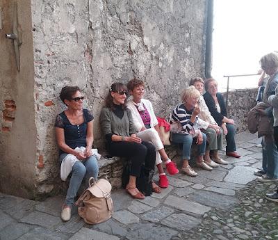 Eremo di Santa Caterina del Sasso. Lago Maggiore