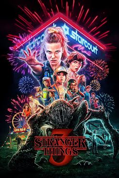 Stranger Things - 3ª Temporada (2019)