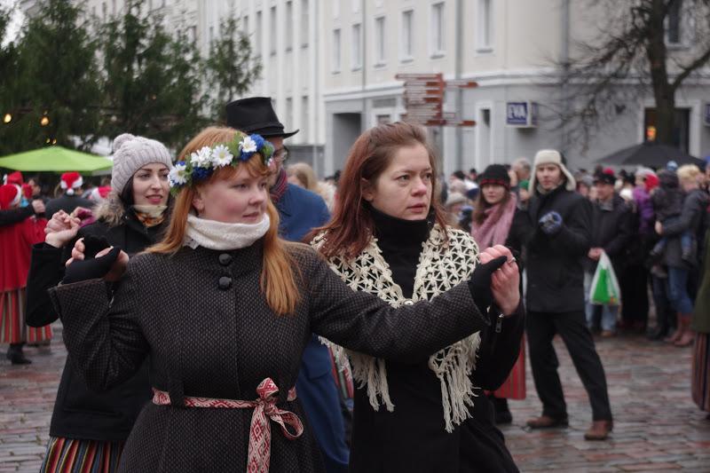 12. detsember 2015 - Tartu talvine tantsupidu Raekoja platsil - IMGP9082.JPG