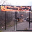 Sterling Paving And Groundworks Ltd