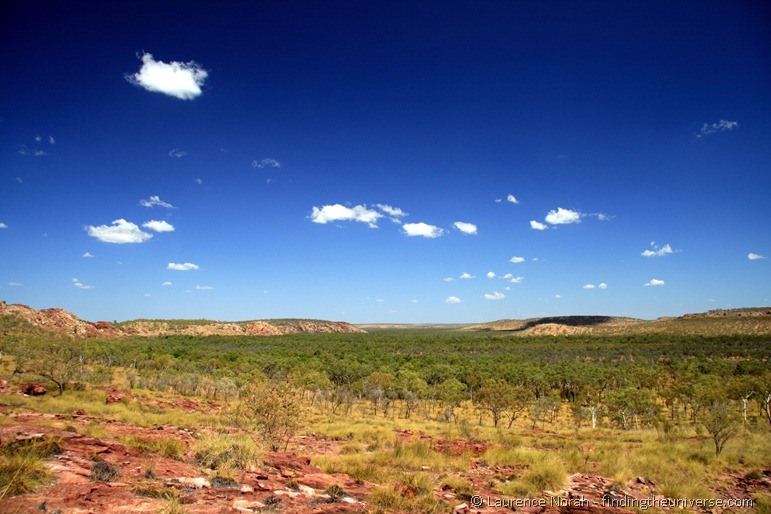 View over the O'Keefe valley