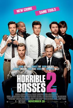 Cómo acabar sin tu jefe 2 - Horrible Bosses 2 (2014)
