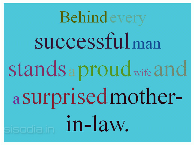 Quotes Find Behind Every Successful Man Stands A Proud Wife And A