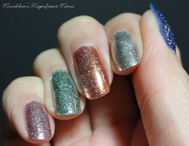 Holo Taco- Frosted Metals Collection