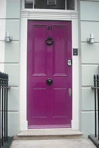 Porta colorida pink