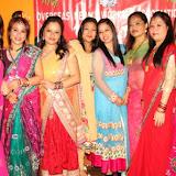 हङकङमा हिन्दू महिलाहरुको तीज कार्यक्रम