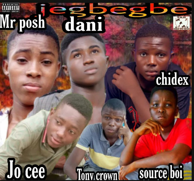 Music: Chidex ft Jo cee x Dani x CMC Gang - Jebegbe