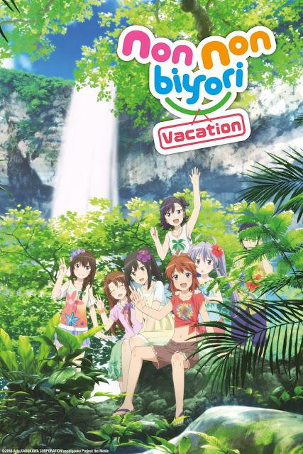 Non Non Biyori Vacation