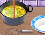 لعبة طبخ الحساء