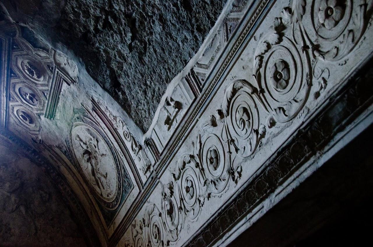 Pompeii tiles