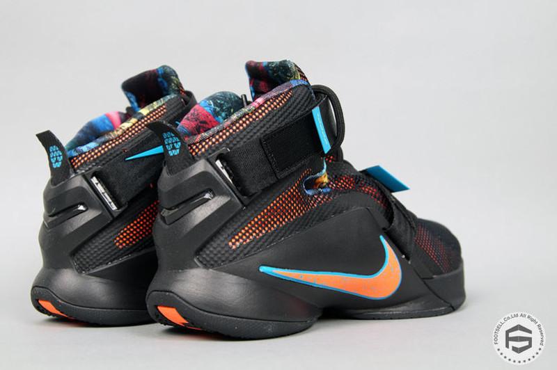 huge discount 4388f b5b6f Nike LeBron 9 High Top