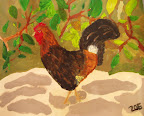 Rooster by Zoe