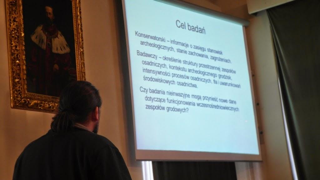 Konferencja Metody geofizyczne w archeologii polskiej (fot. J. Karmowski, K. Kiersnowski) - geof%2B%252871%2529.JPG