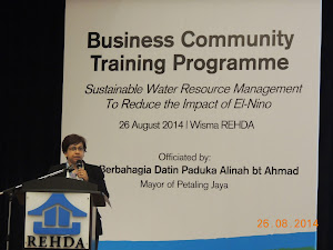WATER Project Business Community Training (CrE)