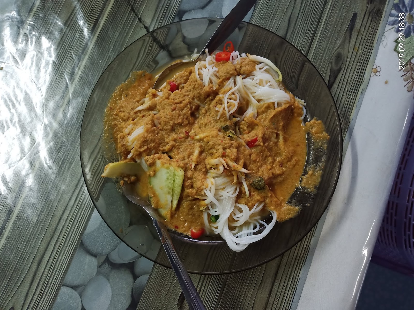 Jom Masak Laksa Siam Abam Kie The Man Of The House