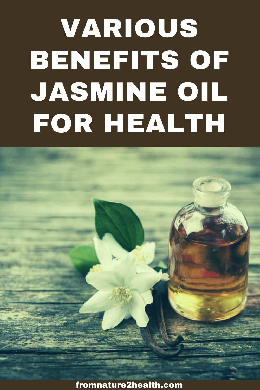 Various Benefits of Jasmine Oil for Health