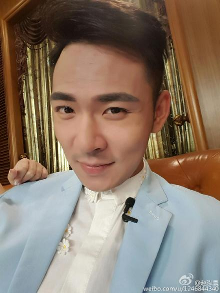 Zhao Hongchen China Actor
