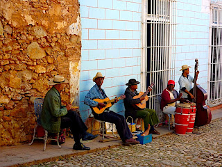 Kuba slovi po svoji glasbi