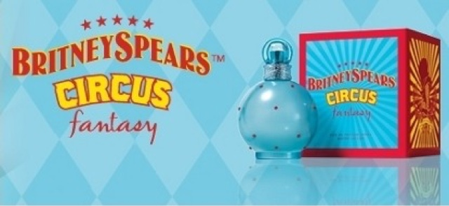 perfume britneyspears circus