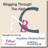 blogging-through-the-alphabet