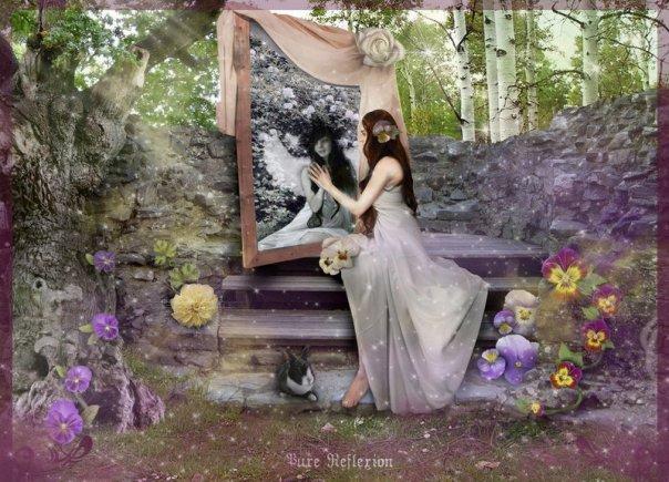 Magic Mirror, Magic And Spells