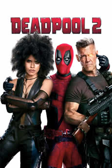 capa Deadpool 2