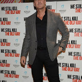 WWW.ENTSIMAGES.COM -   Craig Fairbrass    arriving at      We Still Kill The Old Way - private film screening at The Ham Yard Hotel, London September 29th 2014Private screening of forthcoming film about a group of former 1960s gangesters who come out of retirment to take on a group of youths after one of their number is murdered.                                                 Photo Mobis Photos/OIC 0203 174 1069
