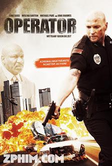 Giải Cứu Con Tin - Operator (2015) Poster