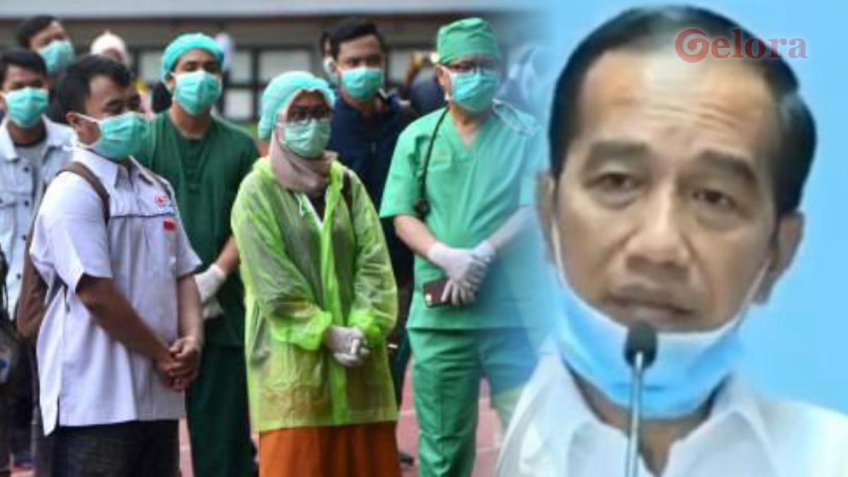 Pasukan Tempur Mulai Melawan Jokowi