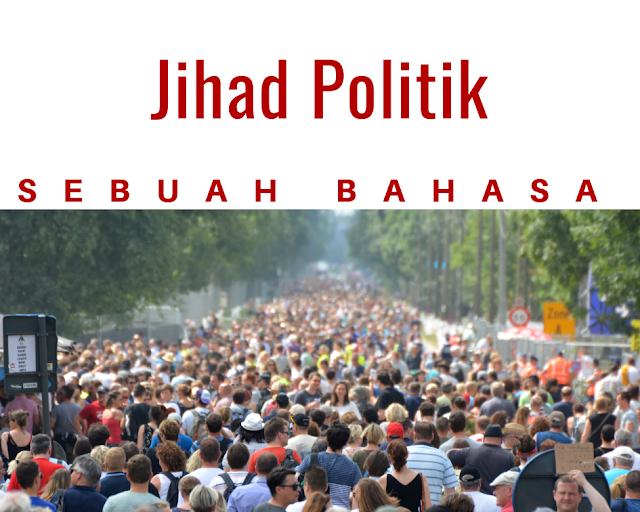 Jihad Politik, Sebagai Bahasa