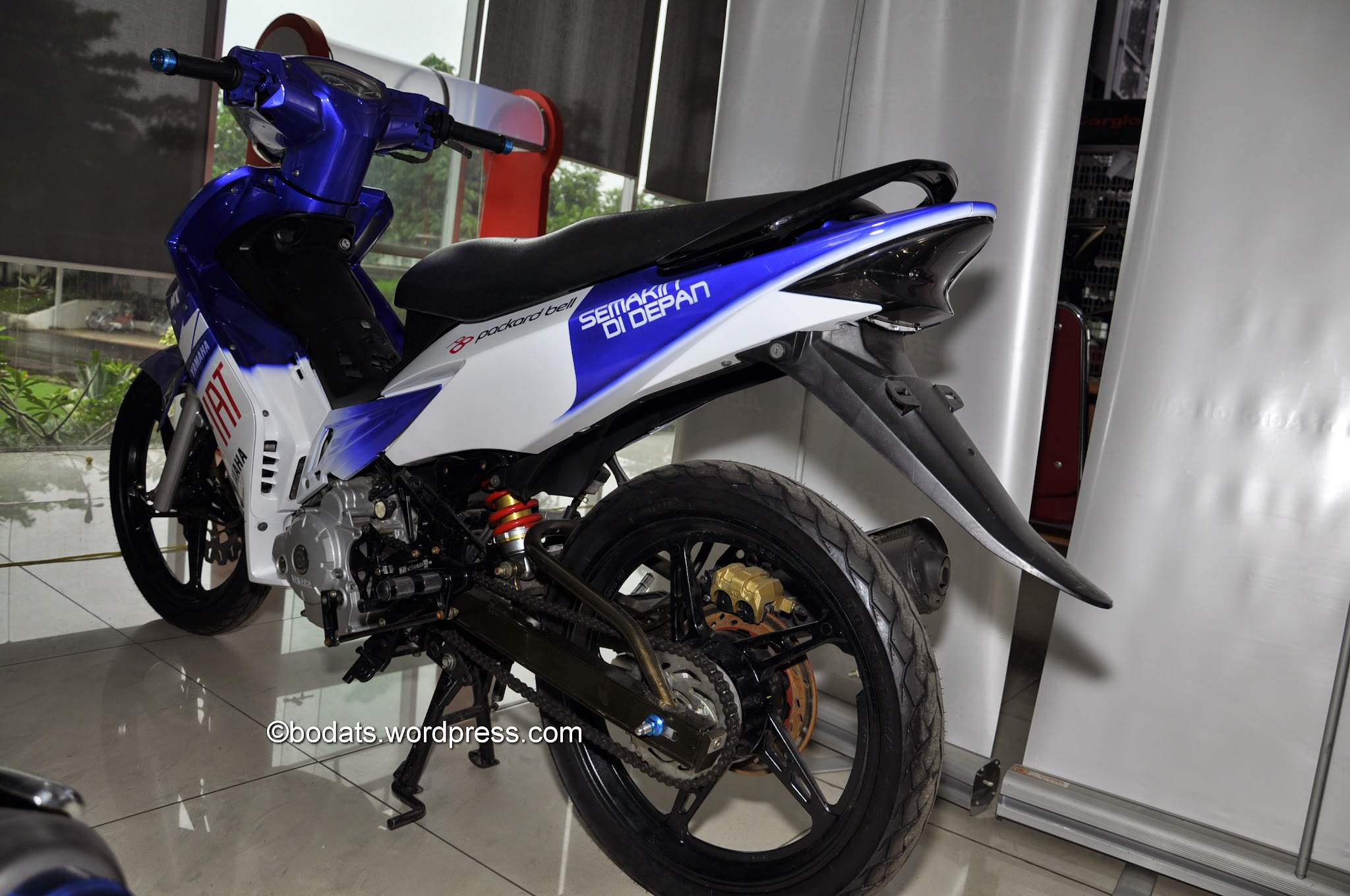 jupiter mx modifikasi mesin