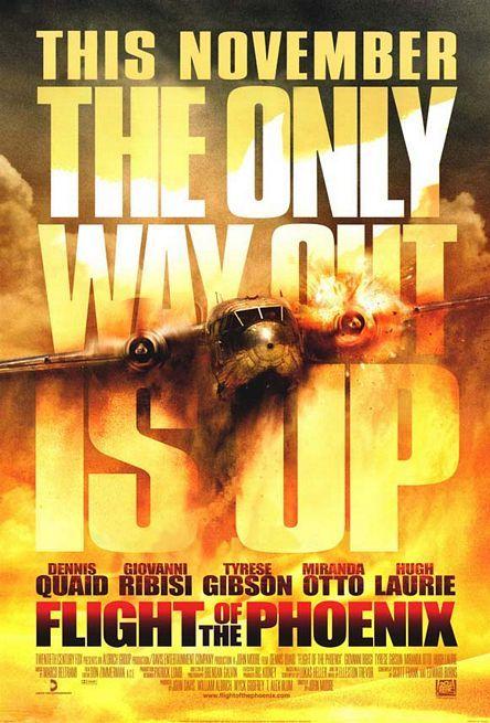Chuyến Bay Định Mệnh - Flight of the Phoenix (2004)