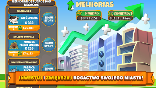 Holyday City Tycoon