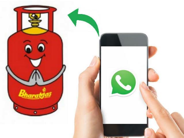 बड़ी खबर : अब WhatsApp से होगा आपका गैस सिलेंडर बुक, यहां जानिए पूरी डिटेल