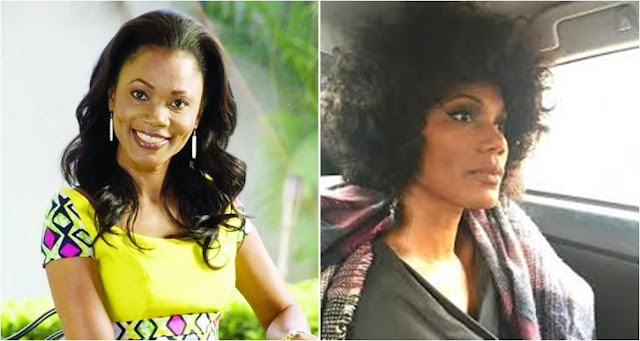 """Young men pay me to have $ex and old men too""- Funmi Iyanda Tells Man Looking For A Sugar Mummy"