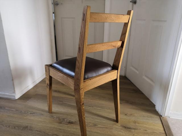 mortice & tenon chair
