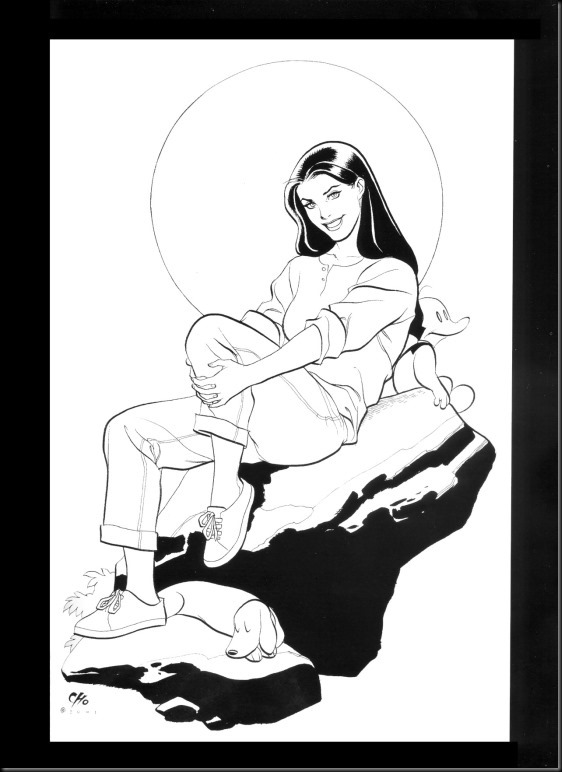 [Frank Cho] Women - Selected Drawings and Illustrations_854057-0066