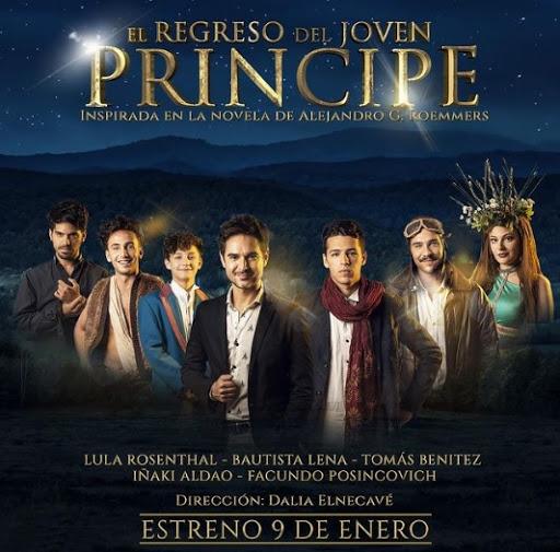 """""""EL REGRESO DEL JOVEN PRINCIPE"""" Sábaos y Domingos Teatro Lola Membrives"""