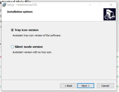 Ẩn thanh âm lượng trên màn hình Windows 11