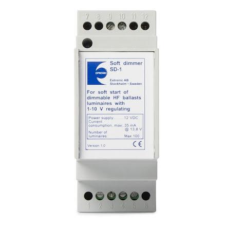 Mjukstartsmodul SD-1 till NV-serien