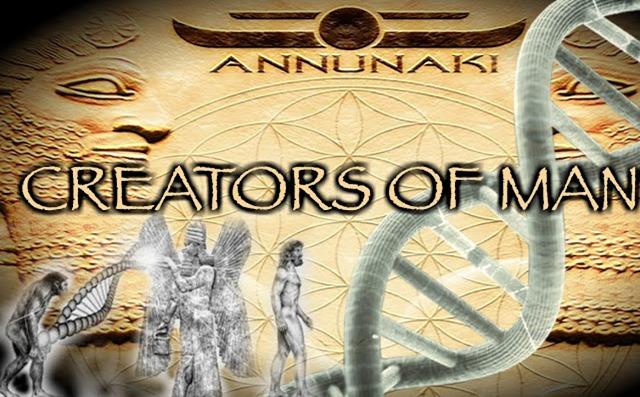 Anunnaki - Creators of Man
