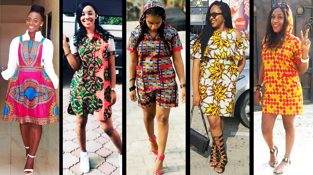 EASYGOING OUTFITS FOR PLUS SIZE AFRICAN WOMEN_SIMPLE CURVY CLOTHES STYLES IN 2018 5
