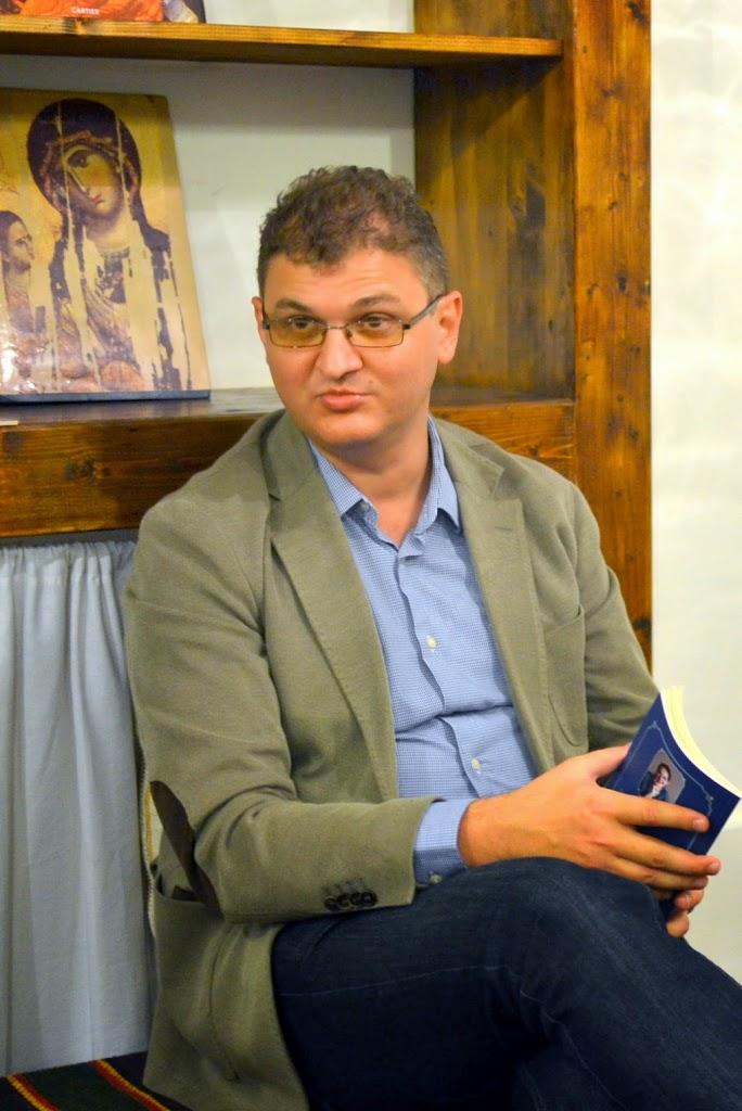 Seara literara - Editura Eikon lanseaza patru carti, La Vulturi (2014.09.03) 008
