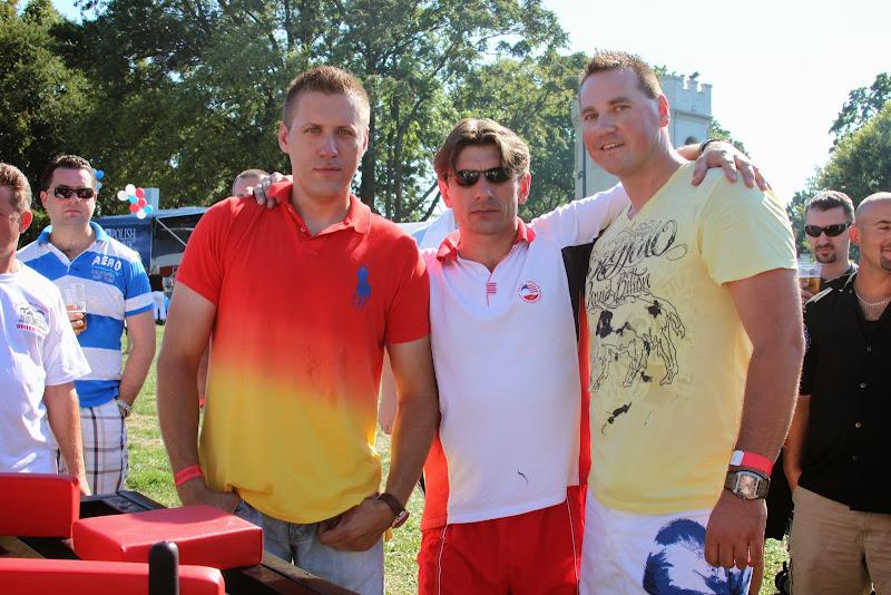 PiknikStatenIsland2010Winners with Andrzej Krygowski