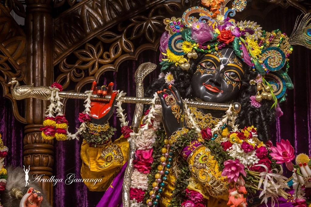 ISKCON Mayapur Deity Darshan 31 Dec 2016 (40)