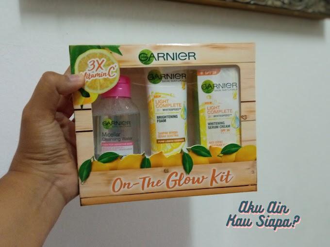 Aku Guna Set Garnier Ni Untuk Skincare Rutin Harian