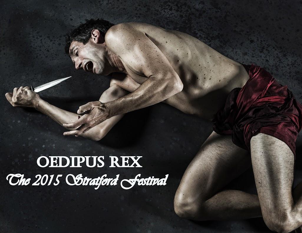 oedipus rex drama festival