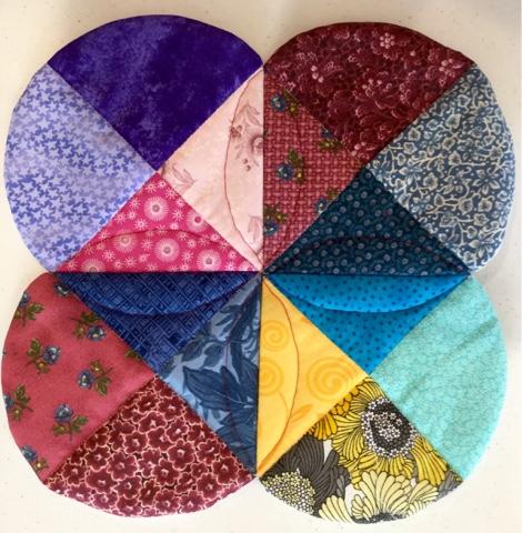 Focus Fabric Quilt Pattern