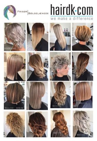 skyllefarve til håret