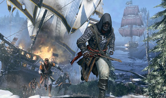 Assassin's Creed Rogue-CODEX Free Download PC Games Full Version
